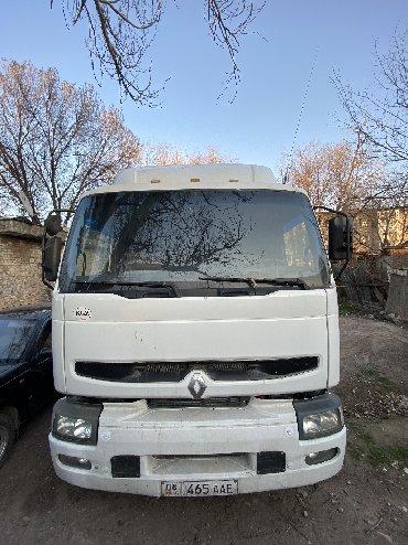 Запчасти на рено премиум - Кыргызстан: Продаю тягач Рено премиум 1999г 420dci т