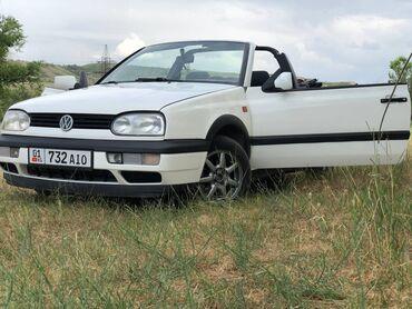 купить диски на авто бишкек в Кыргызстан: Volkswagen Golf 2 л. 1994   250000 км