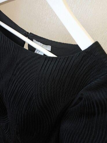 длинное черное платье в Кыргызстан: Платье Коктейльное HM S
