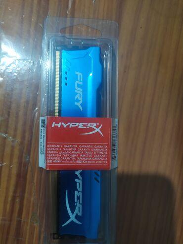 Hyper x fury Ddr 3 8 gb масловая