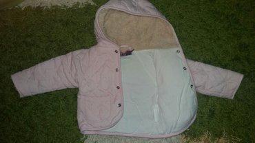 Kanz jaknica za bebe, vel 62 - Sabac - slika 2
