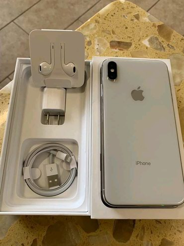 Brand New Apple iPhone x 256GB σε Athens