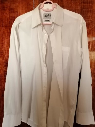 рубашка с длинным рукавом мужская в Кыргызстан: Мужские рубашки M