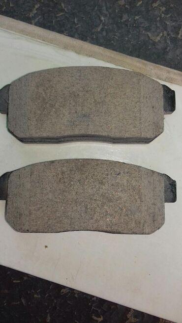 Продаю задние тормозные колодки оригинал заказные на ниссан