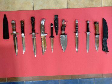 Коллекционные ножи - Бишкек: КОЛЛЕКЦИЯ сувениров НОЖЕЙ мечей кортиков ватцап