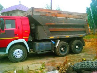 Камаз в отличном состоянии! все колесы в Бишкек