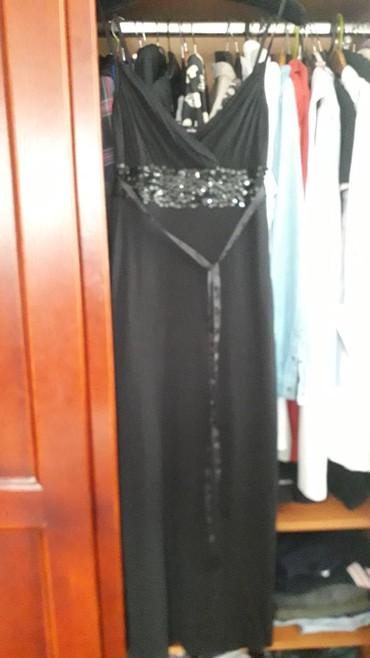 Haljina-ara-univerzalan-broj - Srbija: Prelepa crna nova haljina. motivi univerzalan br
