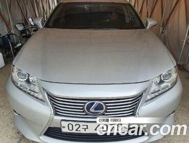 Lexus в Кыргызстан: Lexus ES 2.5 л. 2014   157000 км