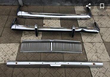 шредеры 24 на колесиках в Кыргызстан: Куплю передний и задний бампер от Волги 24