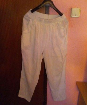 Ženske pantalone - Srbija: Markirane letnje pantalone broj 40