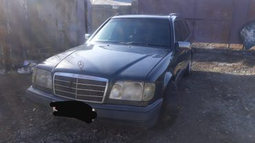 Mercedes-Benz 300 1992 | 400000 км