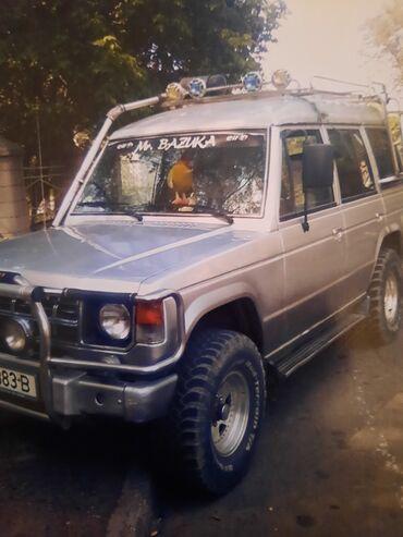 Транспорт - Чаек: Hyundai Galloper 2.5 л. 1995