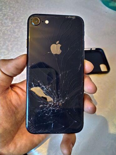 iphone 7 в Кыргызстан: Б/У iPhone 8 64 ГБ Серый (Space Gray)