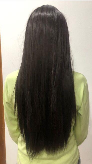 Продается новый парик. С челкой. Натурально черного цвета. В подарок
