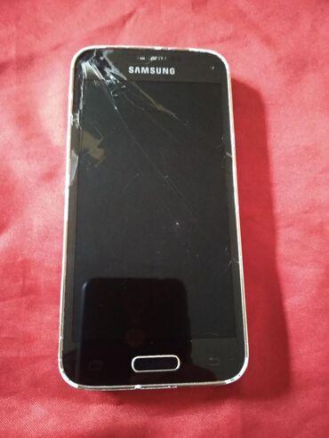 Требуется ремонт Samsung Galaxy S5 16 ГБ Золотой
