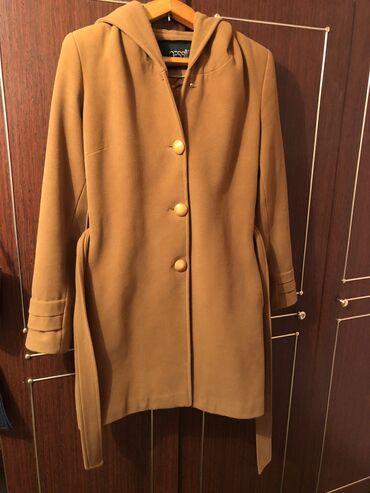 жен пальто в Кыргызстан: Продаю пальто 44-46 размер