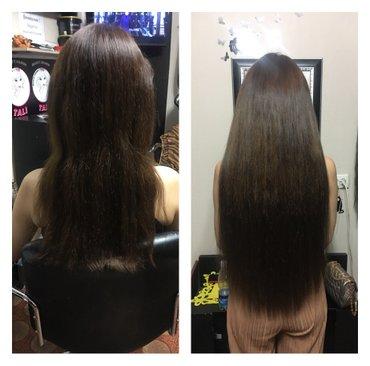 Наращивание волос. Салон «Тали». в Корумду