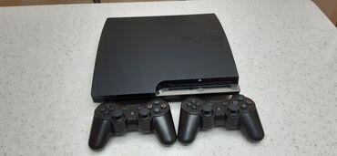 bmw 7 серия 725tds mt - Azərbaycan: PlayStation3 2 joystick 7 oyun hədiyyə
