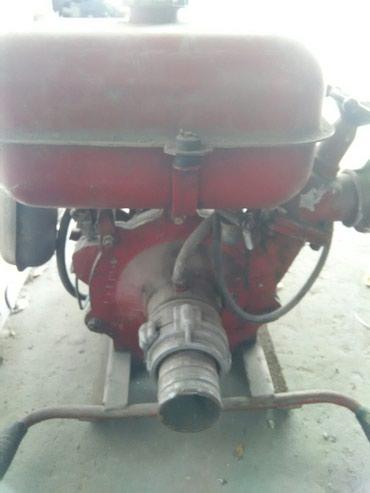 Продаю мотопомпу М600АШ бензиновая в Бишкек