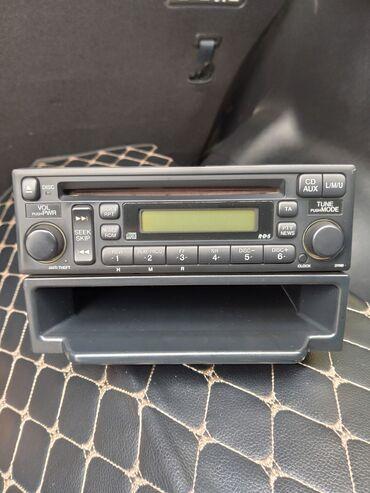 срв бишкек in Кыргызстан | HONDA: Продам, родную магнитолу CD с карманом на Хонда CR-V 4 годов, по