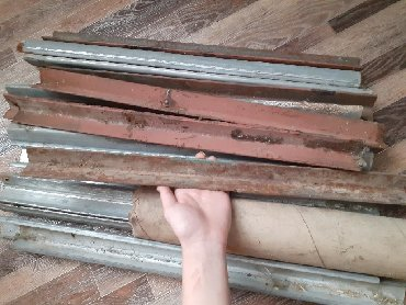 уголки трубы арматура в Кыргызстан: Продаются металлические уголки
