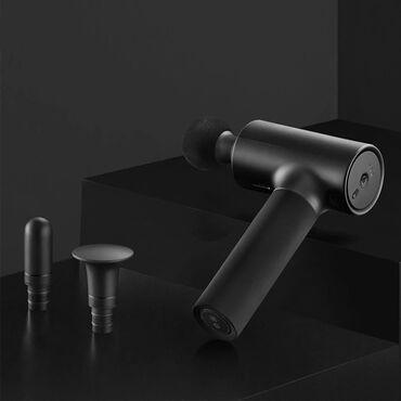 пневматический пистолет бишкек in Кыргызстан | ДРУГОЕ ДЛЯ СПОРТА И ОТДЫХА: Массажный пистолет Xiaomi Mi (Mijia) Fascia Gun (черный) Mijia Massage