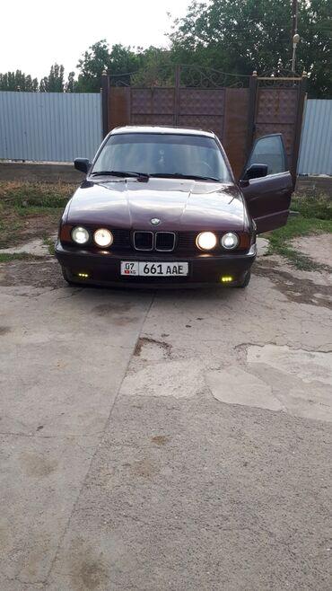 Транспорт - Покровка: BMW 520 2 л. 1992