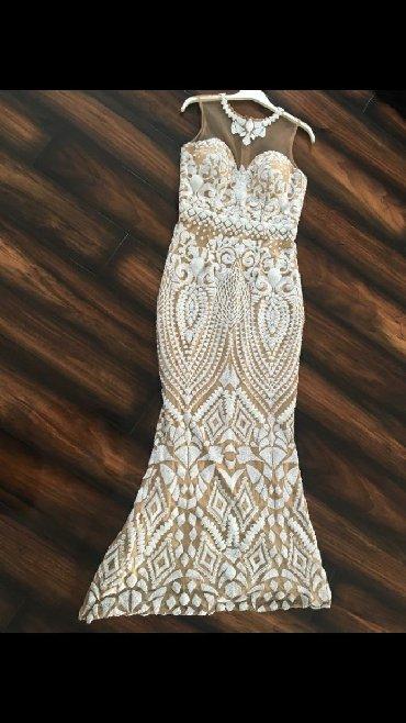 Placena--nemackoj - Srbija: Svecana haljina placena 300 eur br 42