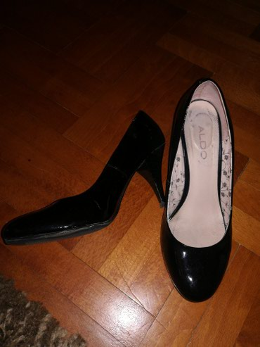 Aldo lakovane crne cipele, 36 - Belgrade