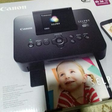 Canon SELPHY CP 900 в Кант