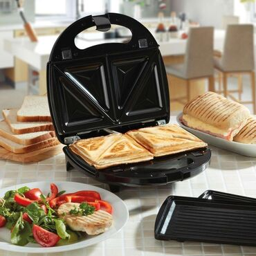Сэндвичница Sokany - KJ-105 Наслаждайтесь домашними теплыми и свежими