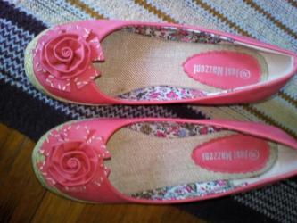 Platforma cipele broj - Srbija: Cipele, broj 38, nove, 500 dinara