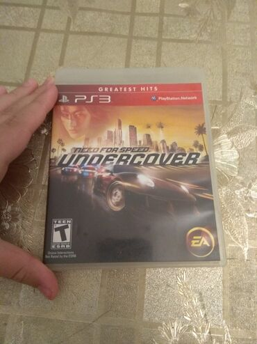 need for speed - Azərbaycan: Need For Speed NFS Undercover PS3Play station 3 ucun NFS Undercover