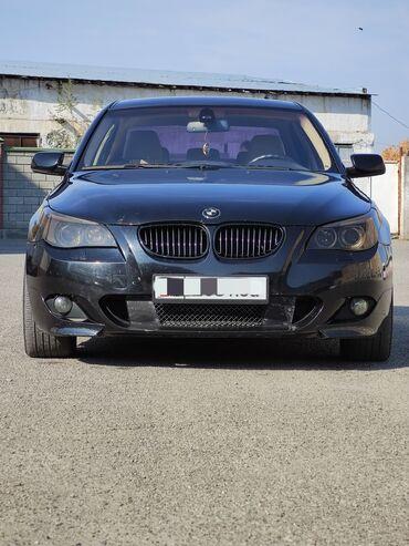 авто в рассрочку без банка ош in Кыргызстан   СТО, РЕМОНТ ТРАНСПОРТА: BMW 5 series 3 л. 2006   280000 км