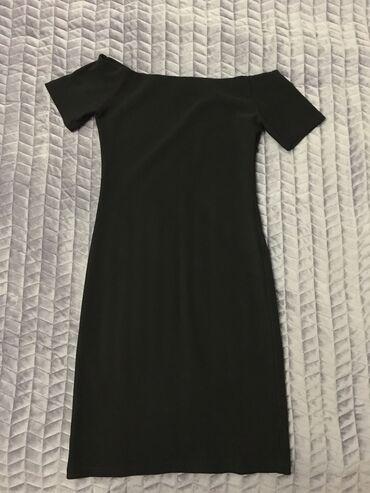 черное до колен платье в Кыргызстан: Коктейльное платье короткое до колен