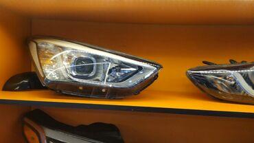 Hyundai Santa Fe zavod D1 s ksenon lampayla işləyən