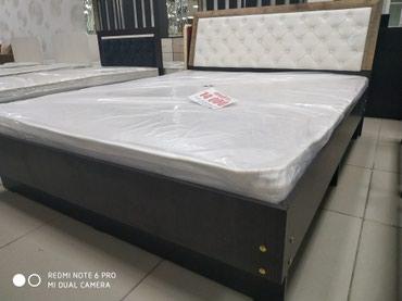 Кровать с матрасом в Бишкек
