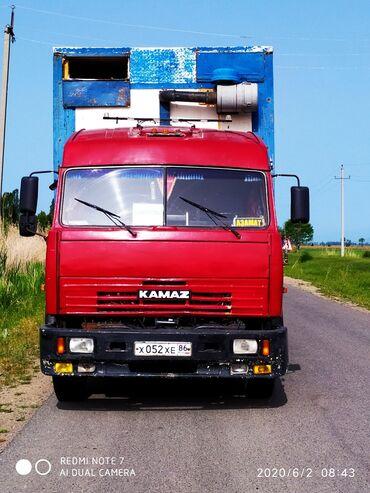 Рефрижератор бу купить - Кыргызстан: Продаю кормилеца связи обновлением транспорта евро-1 термо длина