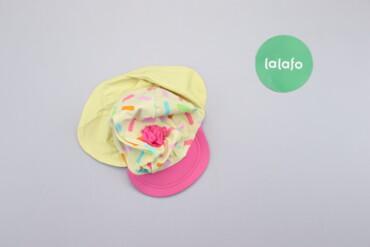 Другие детские вещи - Б/у - Киев: Дитяча кепка з квіткою Nutmeg, вік 1,5-2 р.    Довжина: 19 см Ширина