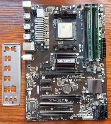 Продаю процессор, материнскую плату и оперативную память (только