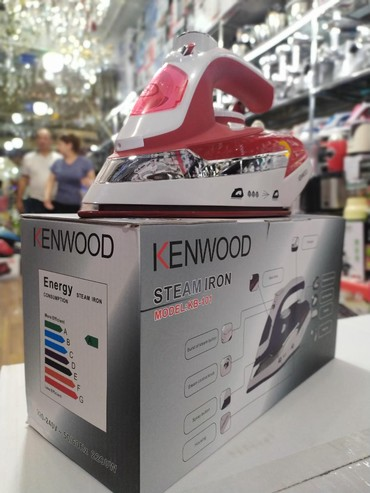 """Bakı şəhərində """"Kenwood"""" buxarlı utu 2200W 220-240V  *çatdırılma var!"""