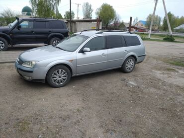 Ford Mondeo 1.8 л. 2003 | 283000 км