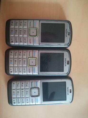 Mobilni telefoni - Beograd: NOKIA 6070Telefoni u stanju kao na slikamaSimfree sva tri