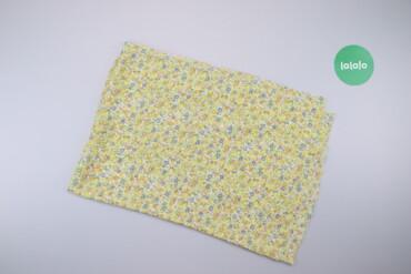 Декор для дома - Украина: Тканина у квітковий принт    Розмір: 156 х 100 см  Стан гарний