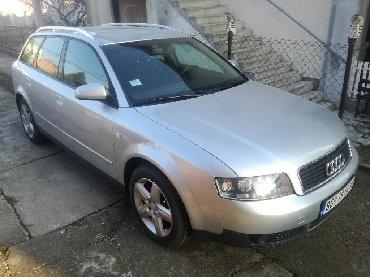 Audi-100-2-3-quattro - Srbija: Audi A4 2003