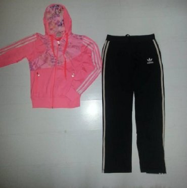 Adidas-trenerka-zenska - Srbija: Adidas trenerka velicine S