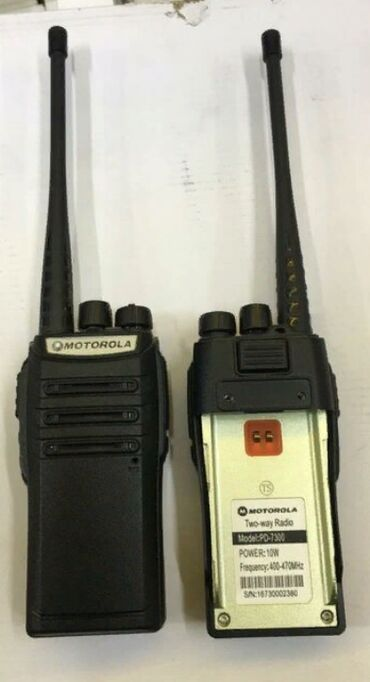 motorola droid razr в Кыргызстан: Рация Motorola DP7300 2 штуки ORIGINALКоротко о товарерация