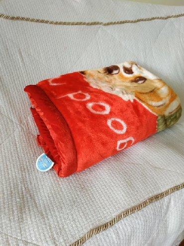 Детский мир - Кировское: Плед Срочно продам детский новый двусторонний!теплый!мягкий! Находится