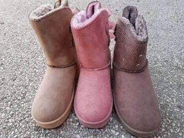 Dečija odeća i obuća - Ivanjica: Dečije čizmice sa krznom . kolekcija jesen -zima veličine od 26 do 36