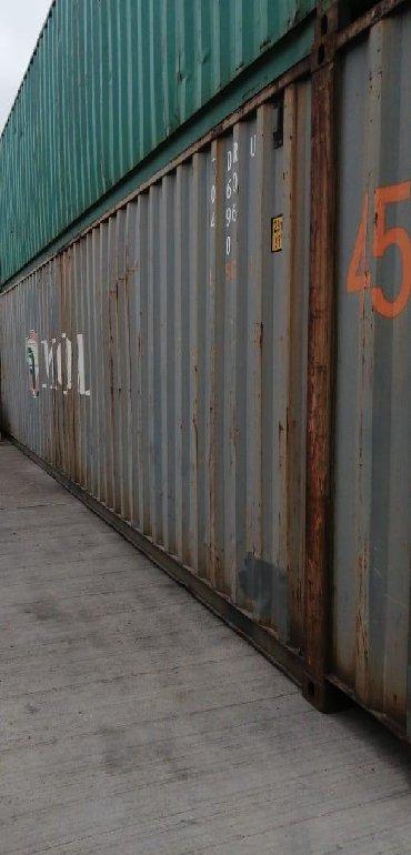 anbarlar - Azərbaycan: 13.60 m(45 foot) konteyner anbarlar satılır. hündürlük 2.90 m en 2.40
